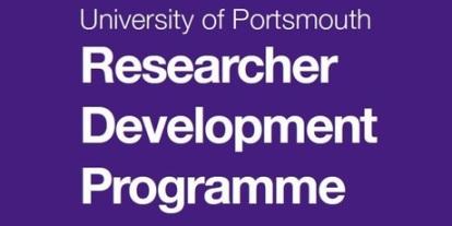 researcher development programme