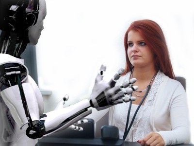 Should robots have the right to decide who to employ and who to make redundant?