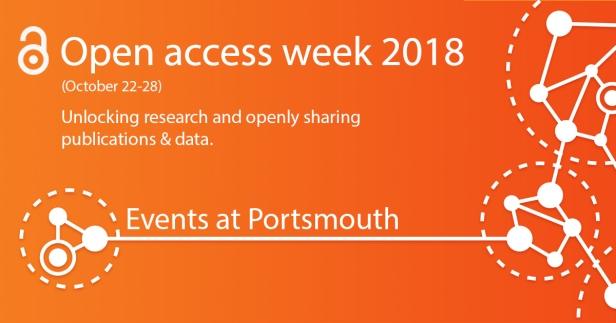 Open Access Week University of Portsmouth
